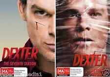 Dexter COMPLETE Season 7 & 8 : NEW DVD