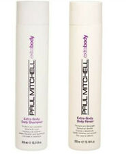 Paul Mitchell Extra Body Daily Shampoo and Rinse Conditioner 2 x 300ml New Set