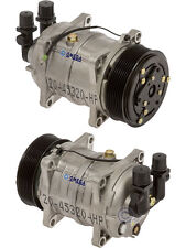 New A/C AC Compressor TM15 Replaces : 2521512 10056120  With 8 Grooves Clutch