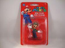 """Super Mario """"Luigi"""" Mini Figur Nintendo Figure Supermario new Brothers Nintendo"""