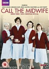 CALL THE MIDWIFE COMPLETE SERIES 3 DVD All Episodes Mid wife New UK Release R2
