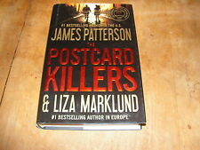 The Postcard Killers by James Patterson and Liza Marklund (2010, Hardcover)