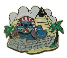 DISNEY Pin LE 250 - Stitch Sphinx - Museum of Pin-tiquities Event WDW
