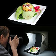 Professional Small Photo Studio Lighting Kits Portable Mini Light Box Cube Tent