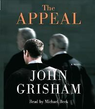 The APPEAL by John GRISHAM, 2008, CD, Abridged EUC, 5 discs, Legal Thriller