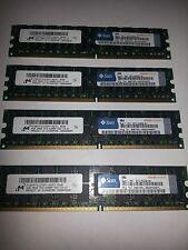 16GB (4X4GB) MEMORY FOR SUN FIRE X2200 M2 X4100 M2 X4140 X4200 M2 X4240 X4440