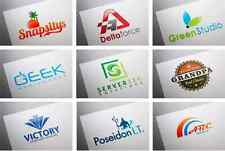 PROFESSIONAL CUSTOM GRAPHIC LOGO DESIGN - VECTOR FILE - UNLIMITED REVISIONS