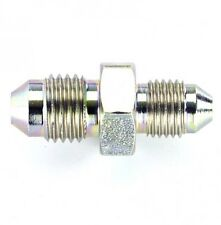 "In-Line Connector 7/16"" unf male to 3/8"" unf Male Brake"