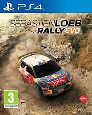 Sebastien Loeb Rally Evo (Guida / Racing) PS4 Playstation 4 IT IMPORT MILESTONE