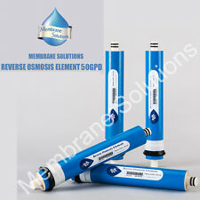 50 GPD TOP Water Filter Reverse Osmosis System RO Membrane Replacement Element
