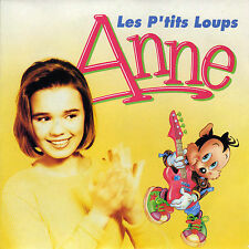 ANNE LES P'TITS LOUPS / UN P'TIT GRAIN DE FOLIE FRENCH 45 SINGLE