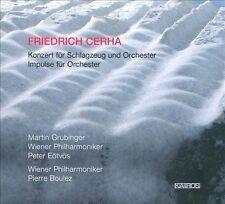 Cerha: Konzert & Impulse, New Music