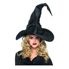 Large Witch Hat Adult Womens Halloween Fancy Dress Costume Accessory