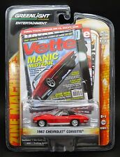 Greenlight 1/64 1967 Chevrolet Corvette - Vette Magazine (February 2006)
