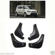 Set Fit For Kia Soul Hatchback 2010 2011 Mud Flaps Splash Guards Mudguards