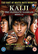Kaiji - The Ultimate Gangster (DVD, 2010)