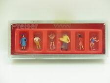 LOT 17966   Preiser N Passanten Badende 1:160 Modellbahn Figuren in Box