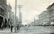 OLEAN NY VIEW OF UNION STREET