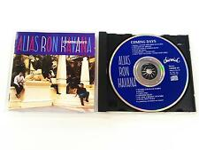 ALIAS RON KAVANA COMING DAYS CD 1991