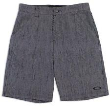 Oakley Haverford 10.5 Jet Black 30 Mens Swim Surf Beach Boardies Board Shorts
