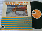 THE SURFSIDERS SING THE BEACH BOYS SONGBOOK RARE ORIGINAL 1967 OZ PRESS LP