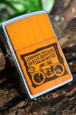 Zippo Lighter - Harley Davidson - 1903 Bike - Legendary Motorcycles - 96827-04V