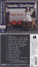 Sonic Station - Next Stop +4 (Japan CD +obi,2015) Lionville,Work Of Art,Toto,AOR