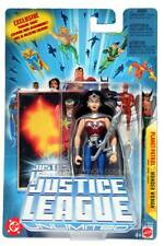 DC Justice League Unlimited Planet Patrol Wonder Woman