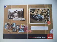 advertising Pubblicità 1999 RENAULT CLIO MAX