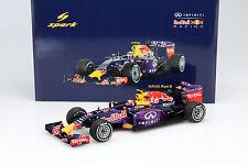 Daniil Kvyat Red Bull RB11 #26 Australien GP Formel 1 2015 1:18 Spark