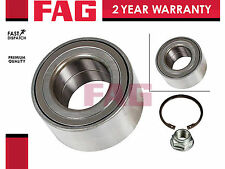 FOR TOYOTA AVENSIS COROLLA VERSO PREVIA CAMRY FRONT WHEEL BEARING KIT FAG