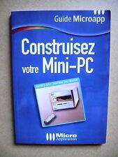 Construisez votre mini PC et barebone avantages et inconvénient /O12