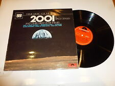 THEME MUSIC FOR THE FILM 2001 A SPACE ODYSSEY - 1970 UK 8-track Vinyl LP