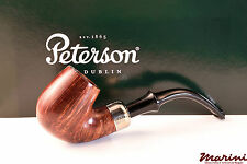 PIPA PIPE PETERSON OF DUBLIN STANDARD SYSTEM LARGE SMOOTH 312L CURVA ORIGINALE