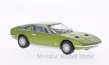 #084 - Whitebox Maserati Indy - metallic-hell-grün - 1971 - 1:43