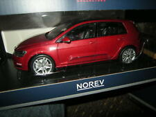 1:18 Norev VW Golf VII 2014 red/rot Nr. 188517 OVP