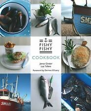 Fishy Fishy Cookbook, Ginzler, James, Shovlin, Paul, New Books
