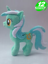 my little pony Lyra Heartstrings plush gift stuffed doll X'mas 12 inches toy