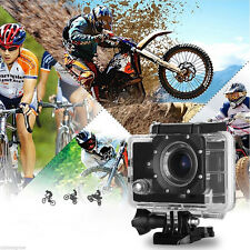 "2016 12MP HD 1080P Sports Waterproof Camera DV SJ4000 2.0"" as GoPro Black"