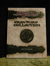 Sword & Sorcery Creature Collection Core Rulebook