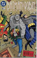 The Batman and Robin Adventures #23 (Oct 1997, DC)    VF