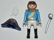 32060 Casacas azul general gala playmobil,jacket,figura,figure,epoca,french