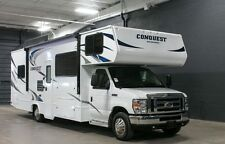 2017 Gulfstream Conquest 6280 Gas Class C Motorhome RV Ford Chassis No Slides
