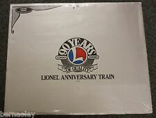 Lionel 90th Anniversary O Gauge Train Set - Sealed, Mint in Box