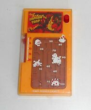 Vintage 1980's Tomy Pocket Games - DRAGON TRAP - Working Order