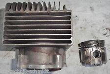 Zylinder & Kolben von Jobu D94 Tiger Oldtimer Kettensäge - defekt -