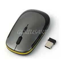 Mouse 2.4GHz Ottico Wireless 10m DPI 3 Modi + USB Ricevitore per Windows PC