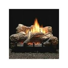 Ceramic Logs Fake Wood Flame 10 Pcs Fireplace Ethanol Gel Electric Gas Firepits