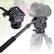 JIEYANG Camera 360° Tripod Video Fluid Head F BMPCC Film MOVIE SHOOTING DV