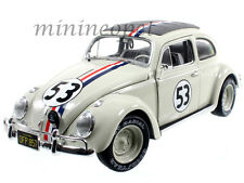 HOT WHEELS ELITE BLY22 HERBIE GOES TO MONTE CARLO VW VOLKSWAGEN BEETLE #53 1/18